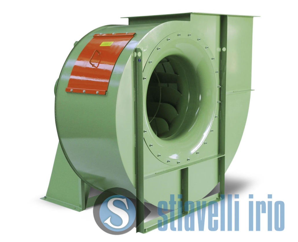High Volume Industrial Fans : Yvr n low pressure high volume fans stiavelli irio srl