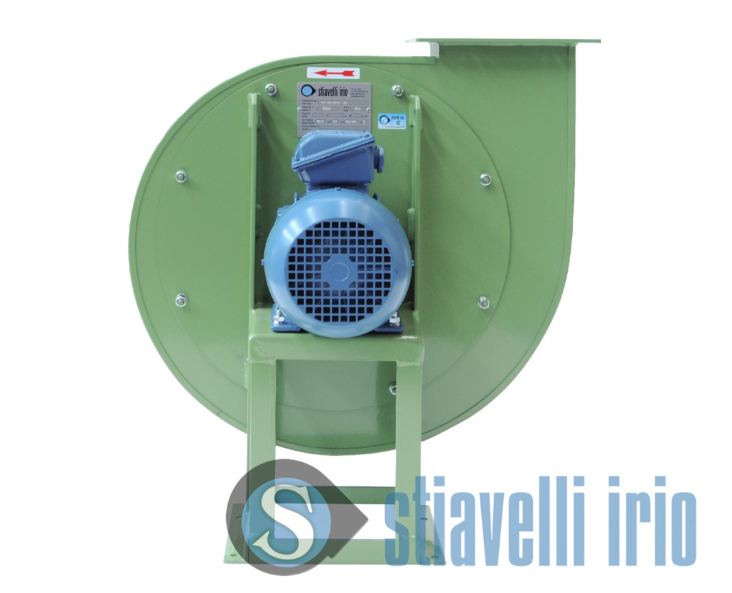 Medium Pressure Centrifugal Blower : Yvv n medium pressure centrifugal fans stiavelli irio srl