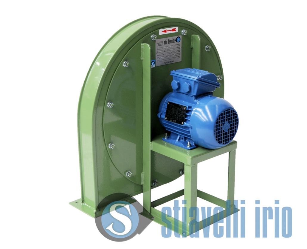 High Pressure Radial Fans #1F4173