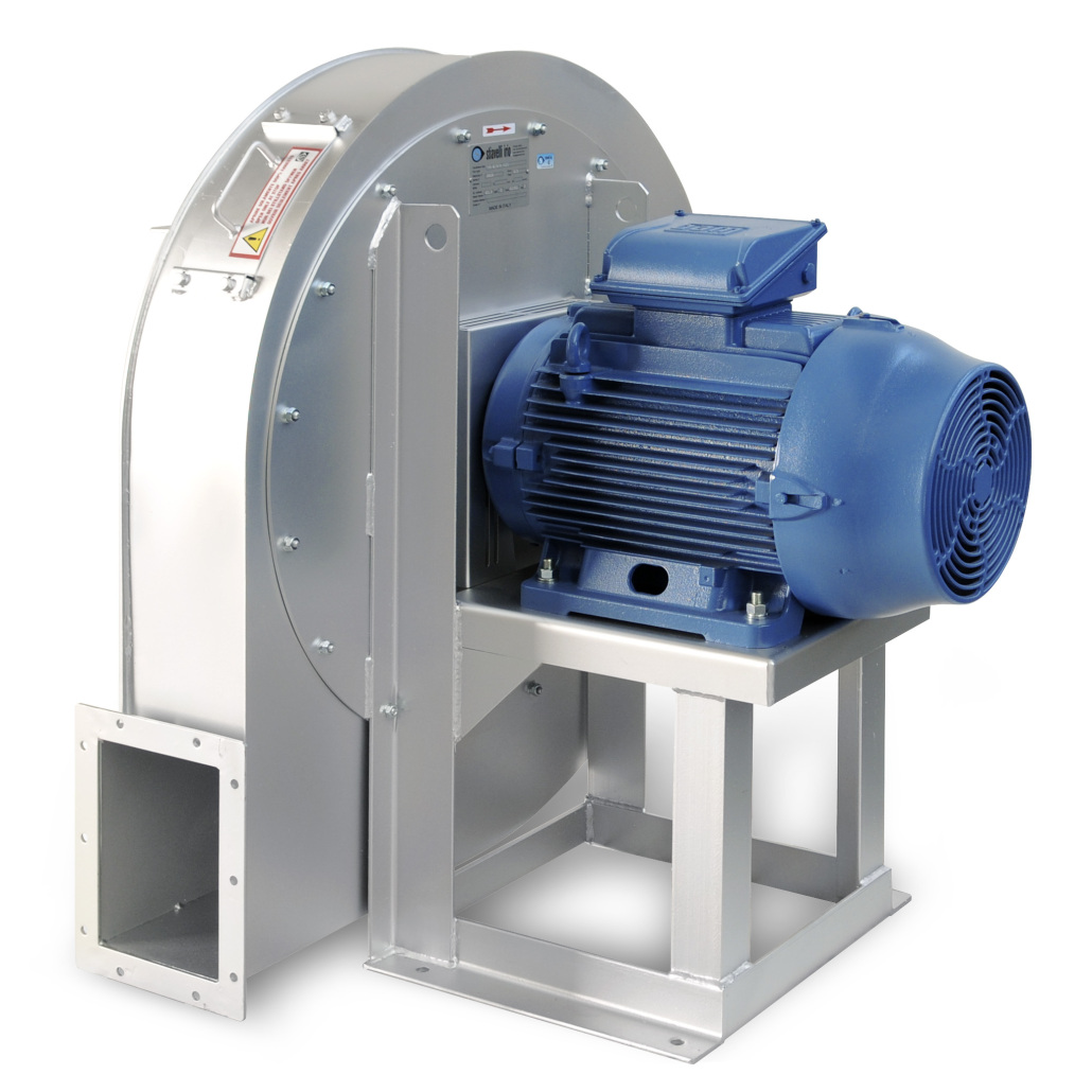 Radial High Pressure Blower : Yhp p series high pessure radial fans stiavelli irio srl
