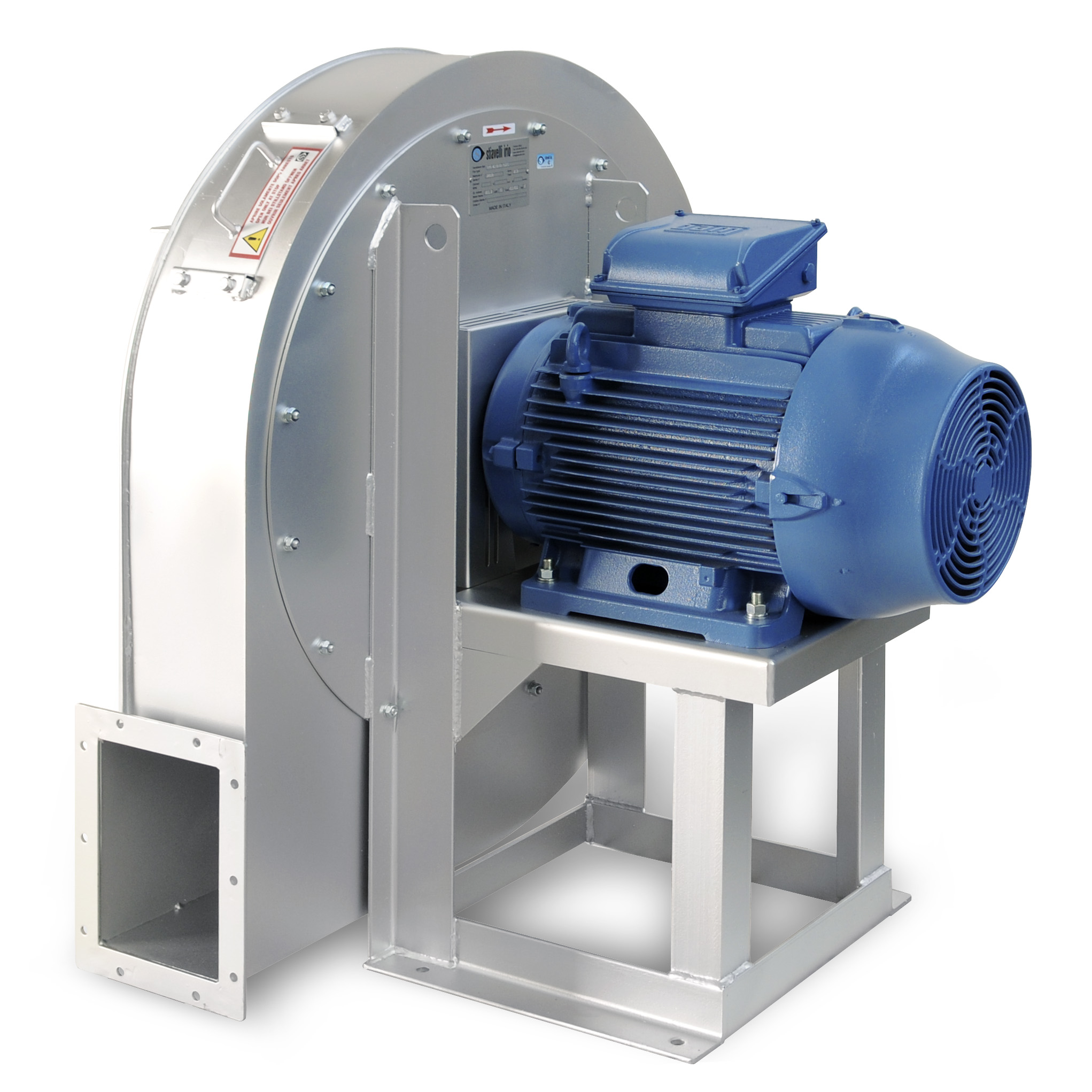 Stiavelli Irio srl | Industrial Fans and Blowers