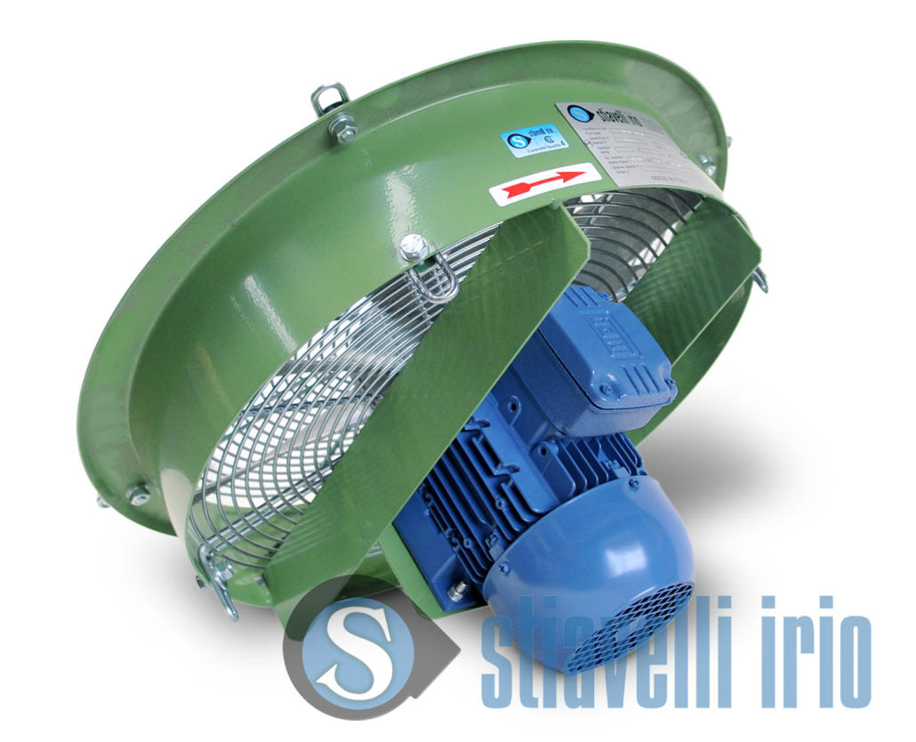 Axial Axial Blower Fans : Yevp industrial axial duct fans stiavelli irio srl