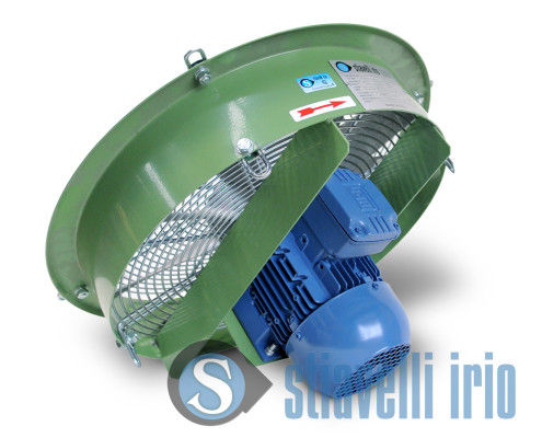YEVP Industrial Ducted Fan