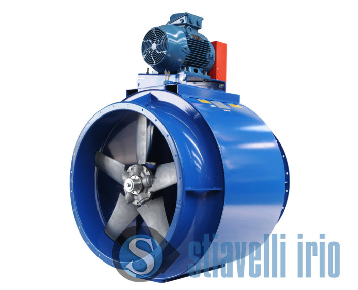 Bifurcated Fan for Chemical Application