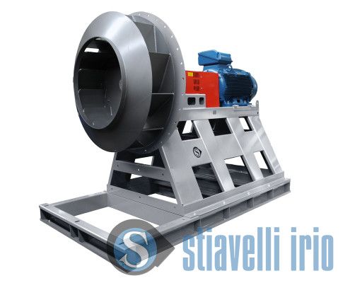 Fan for Steel Industry