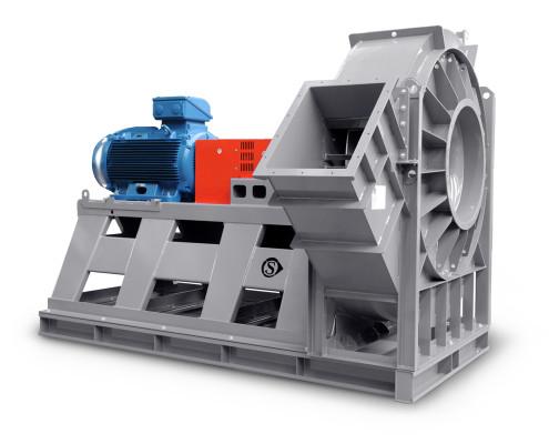 Ventilatori Industriali con Strutture Rinforzate