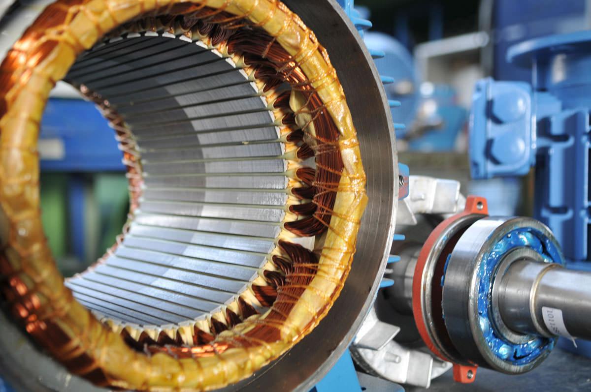 Electromechanical Stiavelli Irio Srl Weg Electric Motors