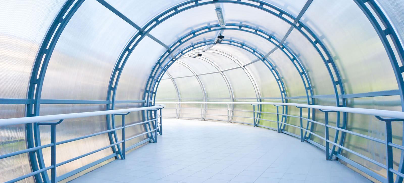 ساخت شیشههای صنعتی مقاوم