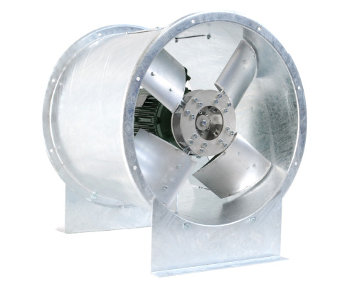 Naval Industry Ducted Fan