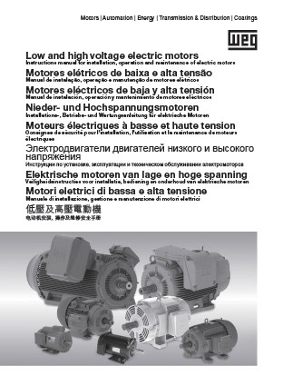 WEG-low-and-high-voltage-electric-motors-instructions-manual-for-installation-operation-and-maintenance-iec-50031142-manual-english-DWL-MAN