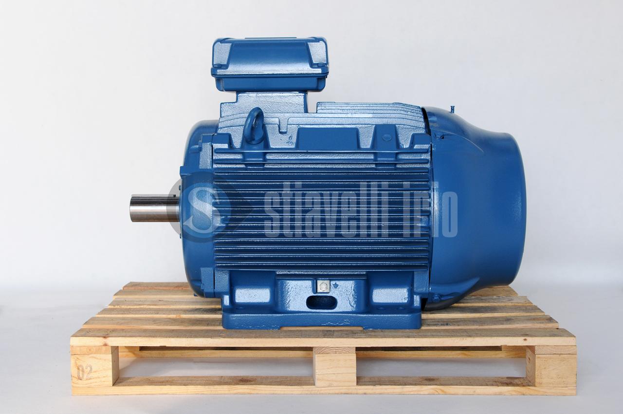 WEG Electric Motor 90 kW 4 Poles IE3 - Stiavelli Irio srl