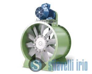 YEVC Vane Axial Fan