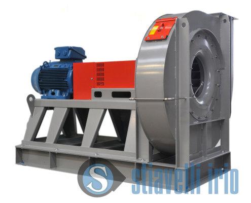 Ventilatori Centrifughi Industriali Alta Pressione