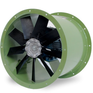 YEV Axial Fan with Plastic Impeller