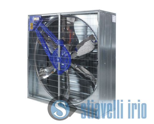 cooling processes axial fan