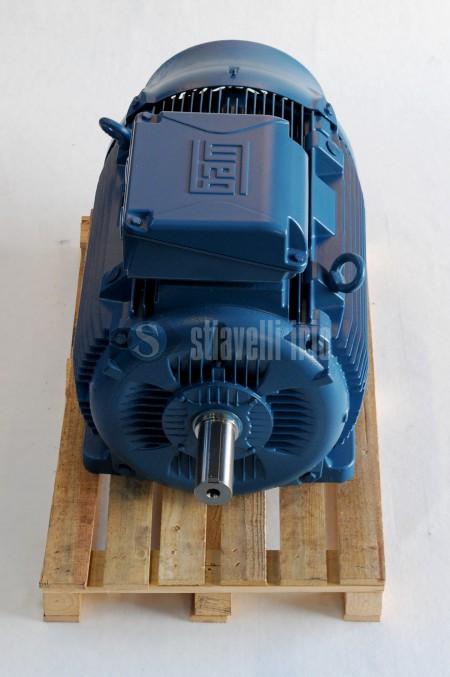 Weg Electric Motor 110 Kw 6 Poles Ie3 Stiavelli Irio Srl