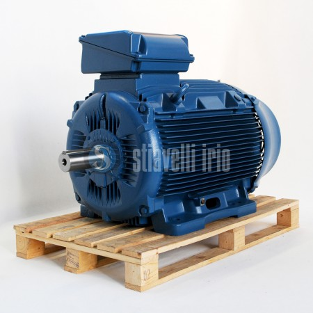 WEG Electric Motor 160 kw - 6poles