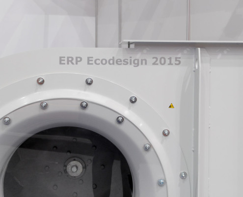 ERP Ecodesign 2015 Industrial Fan