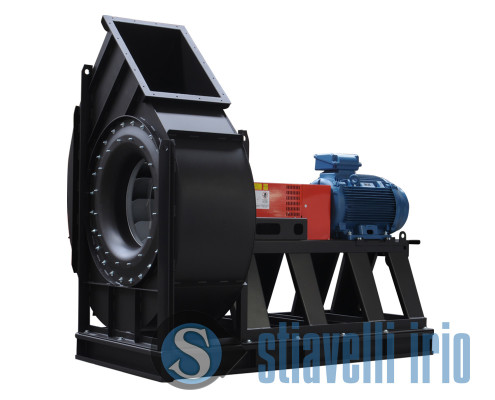 Hot-Black Centrifugal Fan