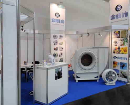 IFAT 2014 Stiavelli Irio Industrial Fans