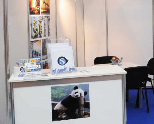 Our Desk at IFAT