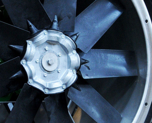 Axial and Ducted marine fans