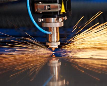Laser precision work