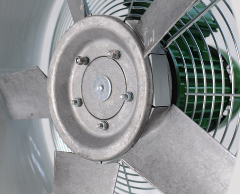 Special ducted fan