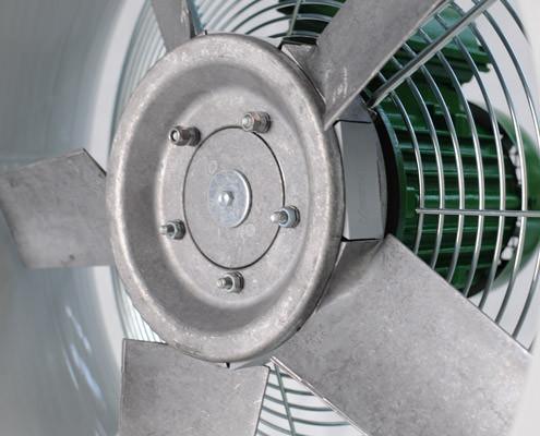 Ventilatore Assiale Speciale