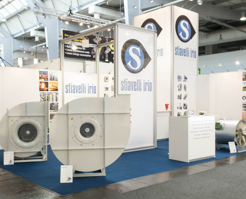 Stiavelli Irio - Centrifugal and Axial Fans - Hannover Messe 2015