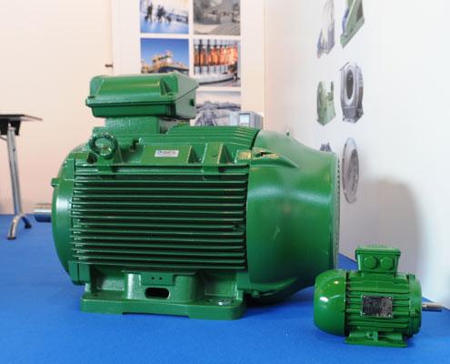 High Efficiency Electric Motors - IE2 IE3