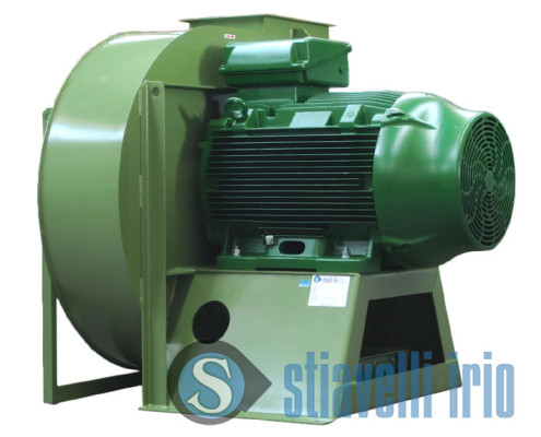 Centrifugal fan for Glass Industry Cooling