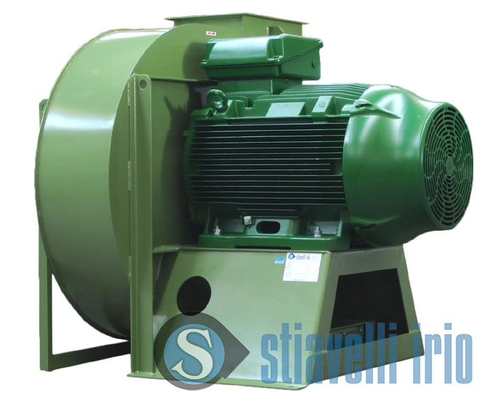 Centrifugal Fan For Glass Industry Cooling on Centrifugal Fan Blades Design