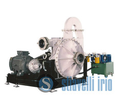 Two stage industrial fan for Chemical industry