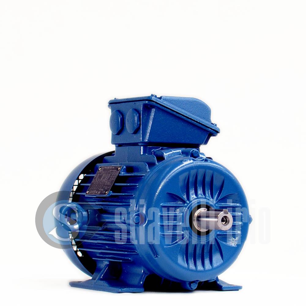 Weg electric motor 2 2 kw 6 poles ie2 stiavelli irio srl for Weg motors technical support