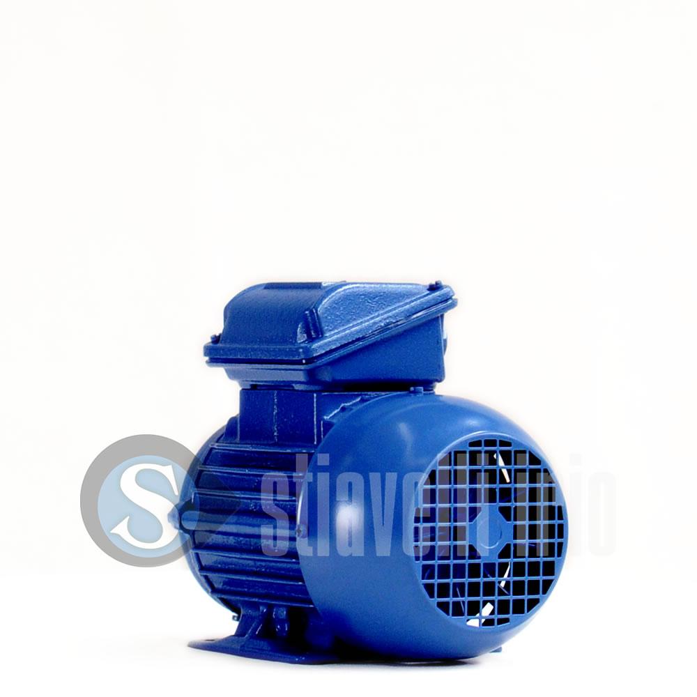 Weg Electric Motor 0 55 Kw 2 Poles Ie1 Stiavelli Irio Srl