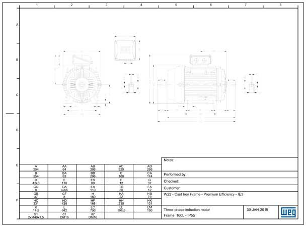 Tipo 160L B3 DS-EN_71914_431313004