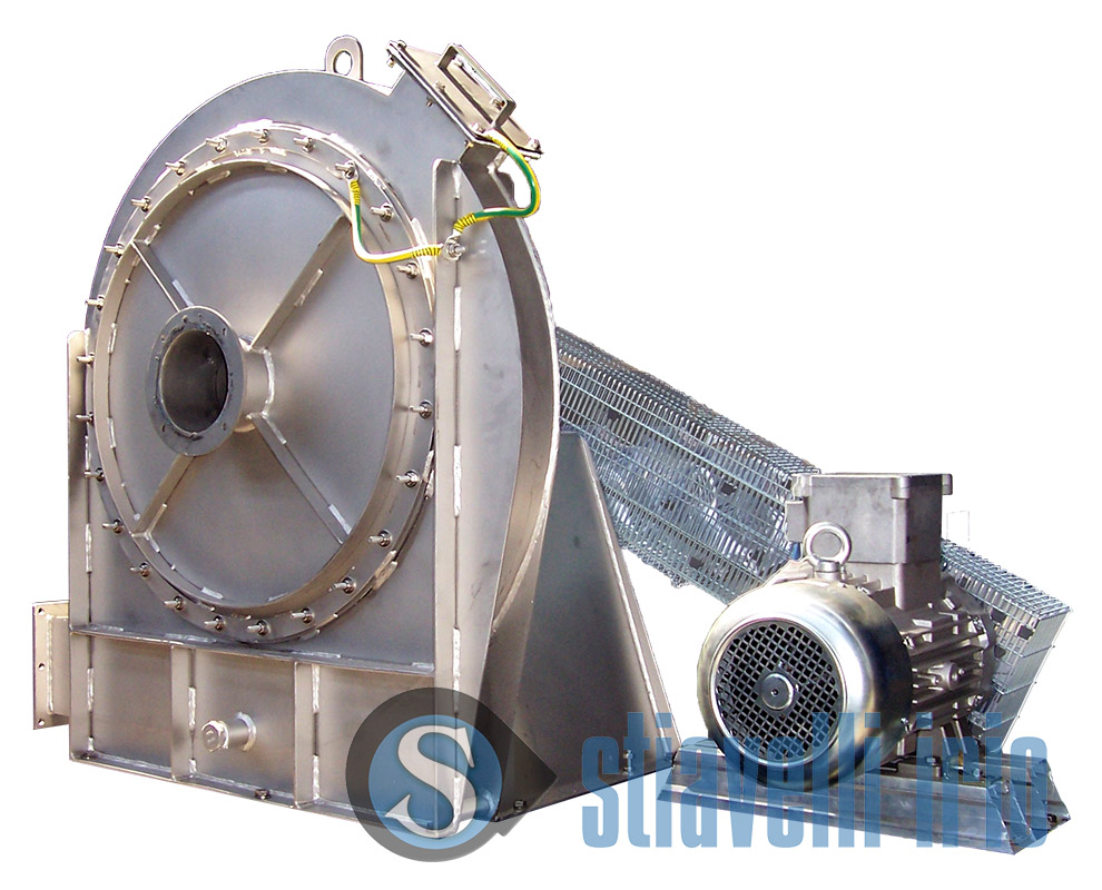 Explosion Proof Fan >> Explosion Proof Fan Stiavelli Irio Srl