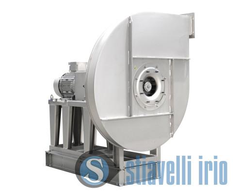 Ventilatore centrifugo in acciaio INOX
