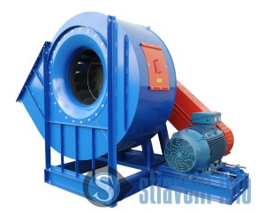 Centrifugal Fan for Kiln Cooling