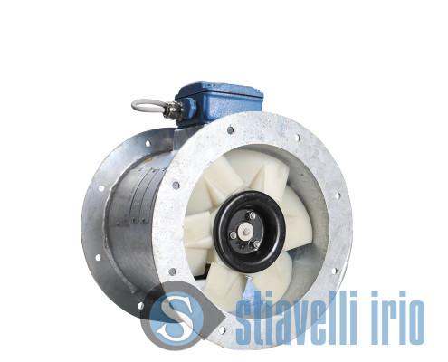 Ventilatore assiale per raffreddamento quadro elettrico