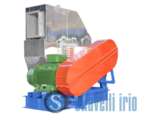 Centrifugal Fan for High Temperature