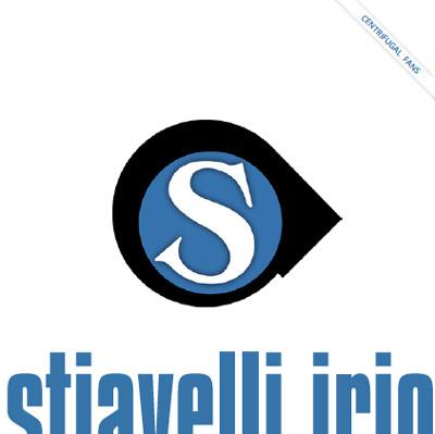 Stiavelli Irio Centrifugal Fan Brochure